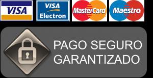 pago seguro con tarjeta